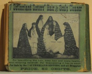 Sutherland Sister Hair Cleaner